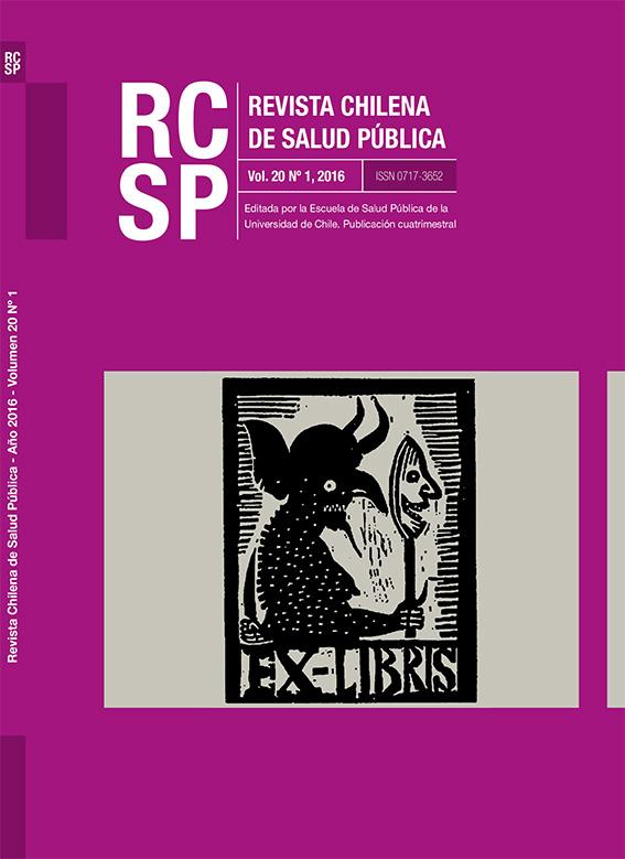 Revista Chilena de Salud Pública